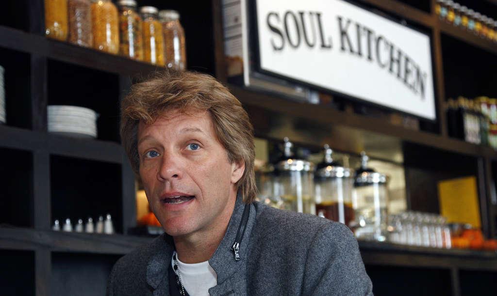 Jon Bon Jovi´s Soul Kitchen is part of an effort to redefine how hunger is addressed.