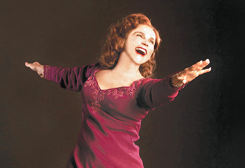As Momma Rose, Tovah Feldshuh makes the portrayal her own, bringing out a side that always simmers in the background.