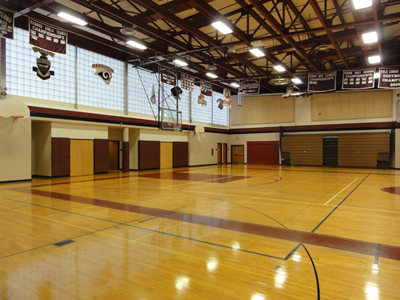 Radnor High School's gymnasium will be called the Ellis Charles Dwyer Gymnasium, named after the school's late, legendary basketball coach