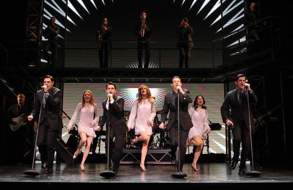 """""""Jersey Boys"""" has been boffo at the box office during its run in Philadelphia."""