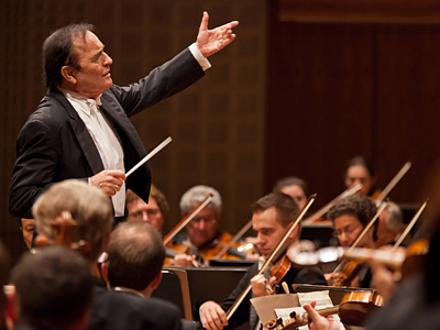 "In his last subscription concerts as chief conductor, Charles Dutoit will lead the Philadelphia Orchestra in ""Daphnis et Chloé"" May 17 and 19 at Verizon Hall. (Chris Lee)"