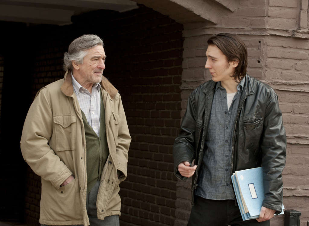 who abandoned his son (Paul Dano), but has returned to demand his assistance. Focus Features