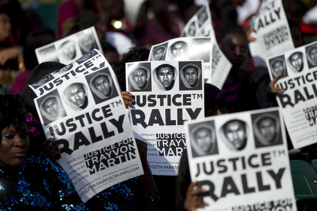 No sooner had rallies for Trayvon Martin begun than a familiar pattern of racial and political tribalism set in.