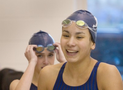 Baldwin freshman Valerie Yoshimura, is one of five 14-year-olds in the country to qualify for the U.S. Swimming Olympic Trials in Omaha, Neb., June 25-July 2.
