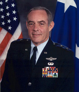 Retired Air Force Gen. William B. Lynch