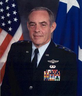 Retired Air Force Gen. William B. Lynch
