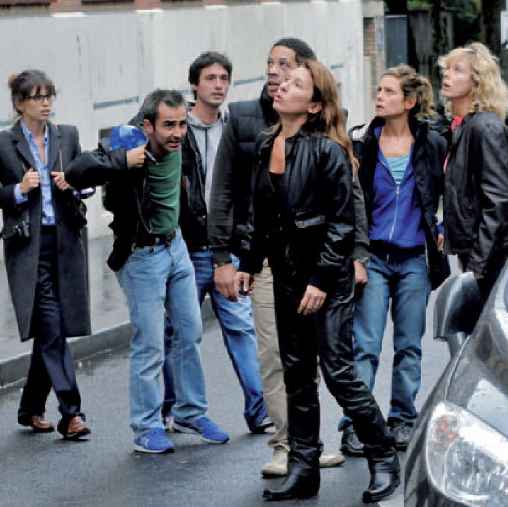 """""""Polisse"""" portrays a year in the lives of the Children´s Protection Unit of the Paris police."""