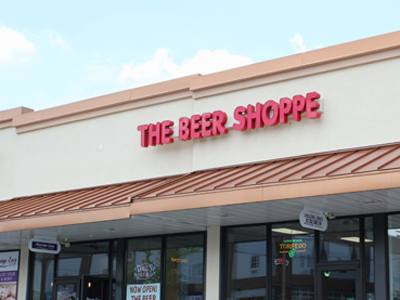 The Beer Shoppe is the newest addition to the Ardmore Plaza. It opened the weekend of May 4.