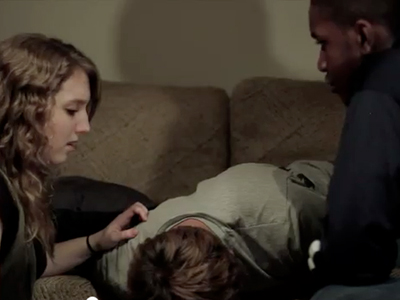 What would you do if you were an underage drinker at a party where a friend suddenly gets sick or passes out? The Youth Advisory Council of the Coalition for Youth in Lower Merion and Narberth answered that question by informing their peers of a new amnesty law via a PSA on YouTube (still pictured above).