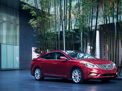 Driver's Seat: Unexpected luxury from Hyundai