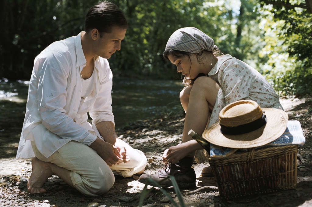 "Daniel Auteuil and Astrid Bergès-Frisbey in ""The Well-Digger´s Daughter,"" a remake of Marcel Pagnol´s 1940 movie."