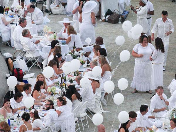 Diner en Blanc 2012