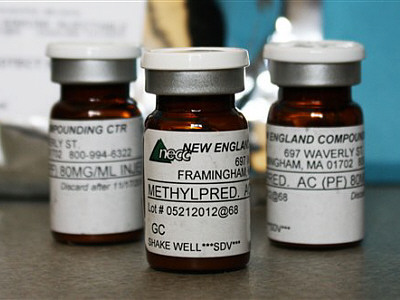 The scale of the outbreak makes it the worst among a series of fatal or harmful infections and overdoses linked to compounding pharmacies in the U.S., rivaling other key drug safety issues in the more distant past that have led to substantial drug safety legislation. (AP Photo)