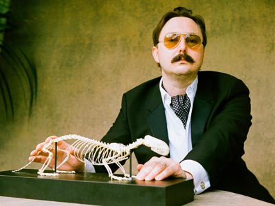 Author and humorist John Hodgman discusses the 215 Festival, an annual celebration of the literary arts.