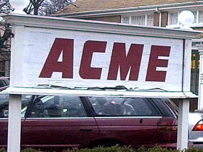 Philly investor reportedly is looking at a deal to buy Acme parent SuperValu.