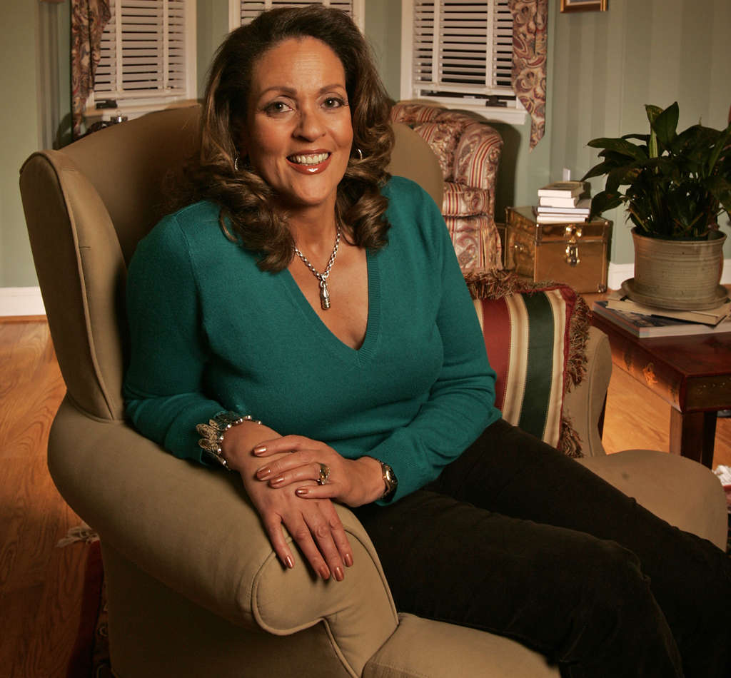 6 ABC´s Lisa Thomas-Laury was taken to Paoli Hospital as a precaution after the accident.