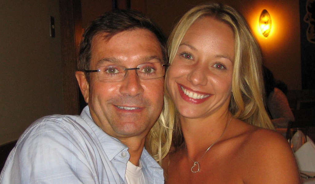 Former Philly weatherman John Bolaris said his fiancee Erica Smitheman helped him cope with the negative publicity surrounding his run-in with a Russian crime syndicate in 2010.