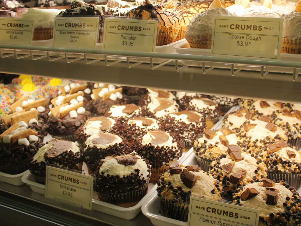 Crumbs Bake Shop In Rittenhouse Closes Philly