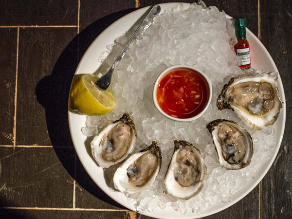 Fresh oysters are an elegant and adventurous dish to serve but shucking them can be tricky and dangerous. Executive Chef Scott Carroll, from Devon Seafood Grill, breaks down each step.