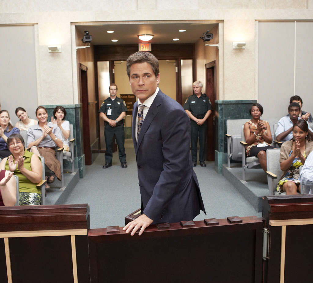 """Rob Lowe stars as prosecutor Jeff Ashton: A """"rock solid"""" case that he nevertheless lost."""