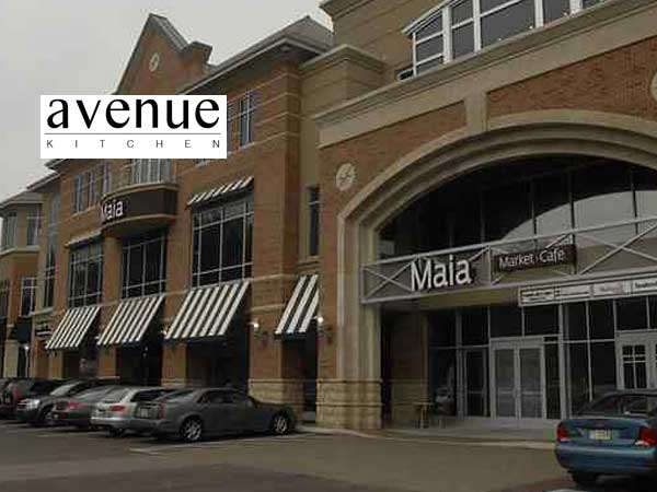 Avenue Kitchen will take part of the former Maia at 789 Lancaster Ave. in Villanova. (Staff photo)