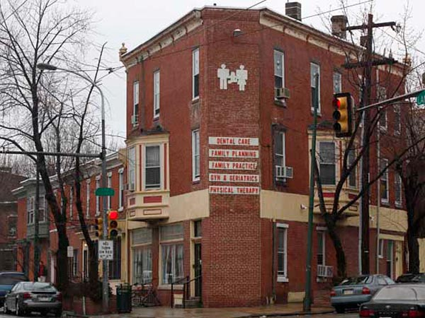 The Women´s Medical Society in Philadelphia where abortion doctor Kermit B. Gosnell catered to minorities, immigrants and poor women. He is charged with eight counts of murder in the deaths of a patient and seven babies who were born alive and then killed with scissors.