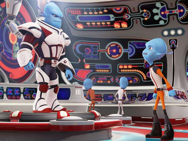 """Escape From Planet Earth"": Not great, but there have been worse animated films from the Weinsteins."