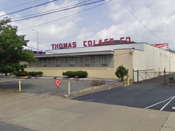 The location at 19 E. Oregon Ave.  Image via Google