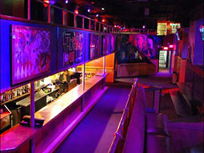 The inside of Club Roar at 720 Arch Street in Philadelphia. (Source: www.pinnacleniteclub.com)