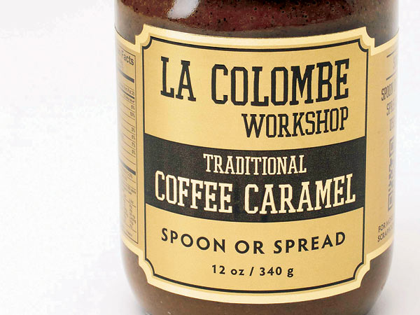 La Colombe Workshop Traditional Coffee Caramel.