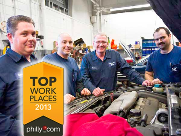 Cherry Hill Autos tops again, credits 'family' of workers - Philly
