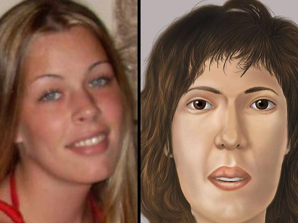 Molly Lynch, 22, went missing in April. A state police anthropologist created an image of a woman whose body was in Pemberton Township.