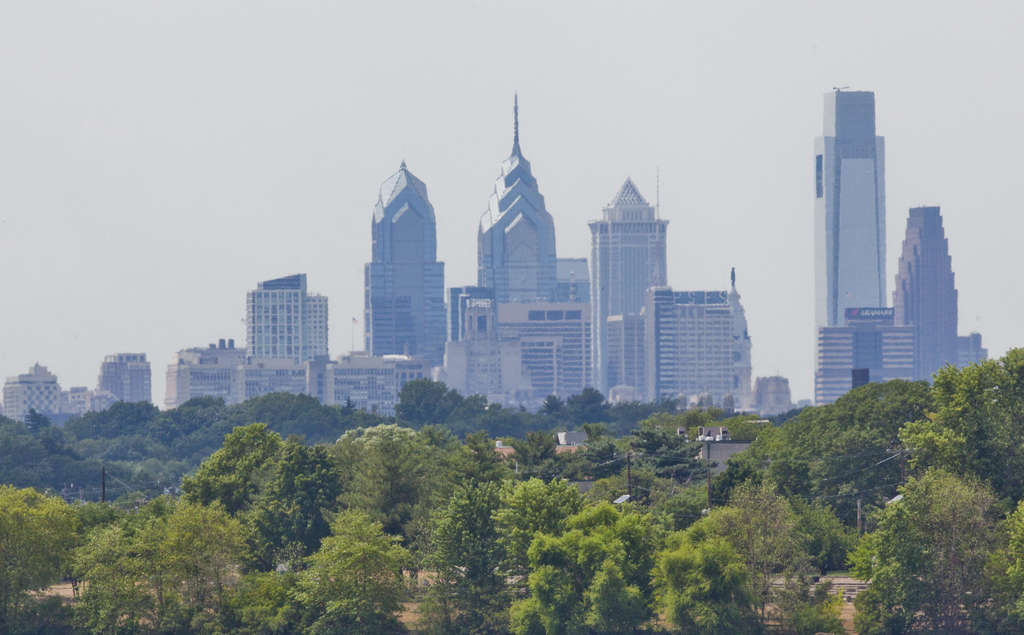 The Center City District´s Paul Levy set a goal of adding 50,000 to 100,000 jobs in Philadelphia by 2023.