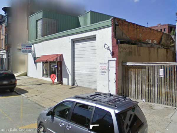 914 N. Second St,. (via Google Maps)