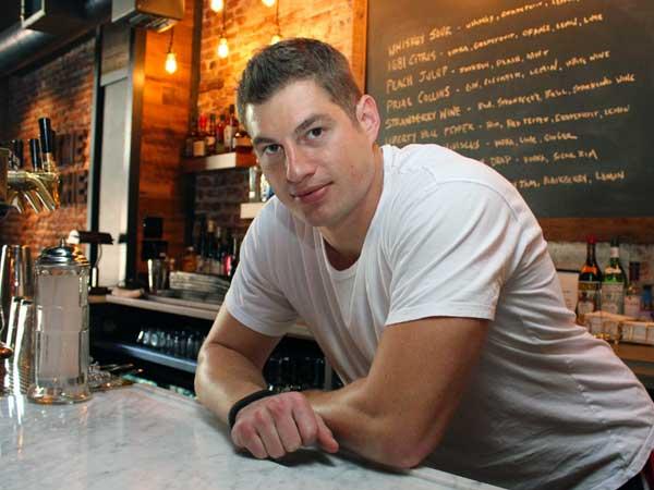Brent Celek, restaurateur