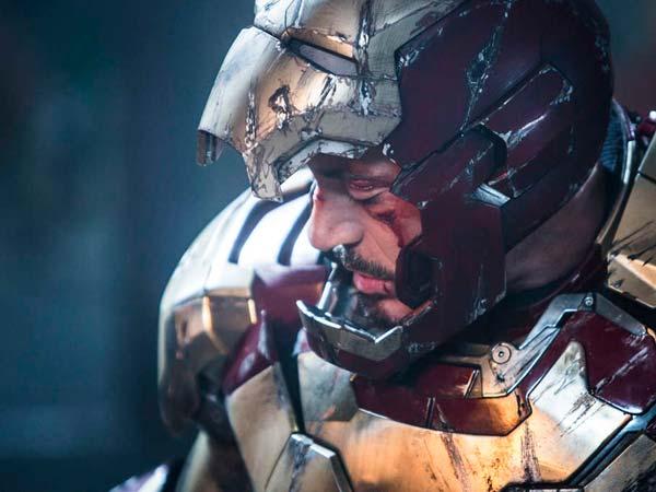 Iron Man/Tony Stark (Robert Downey Jr.) (Photo Credit: Zade Rosenthal )