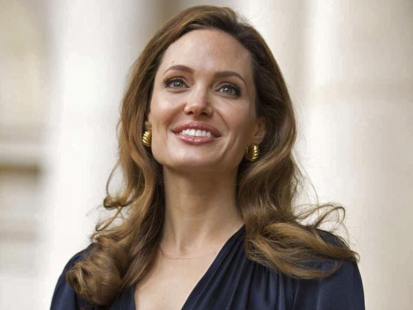 Angelina Jolie. ASSOCIATED PRESS