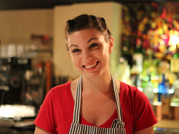 Mackenzie Hilton is chef at The Tavern in Washington Square West.