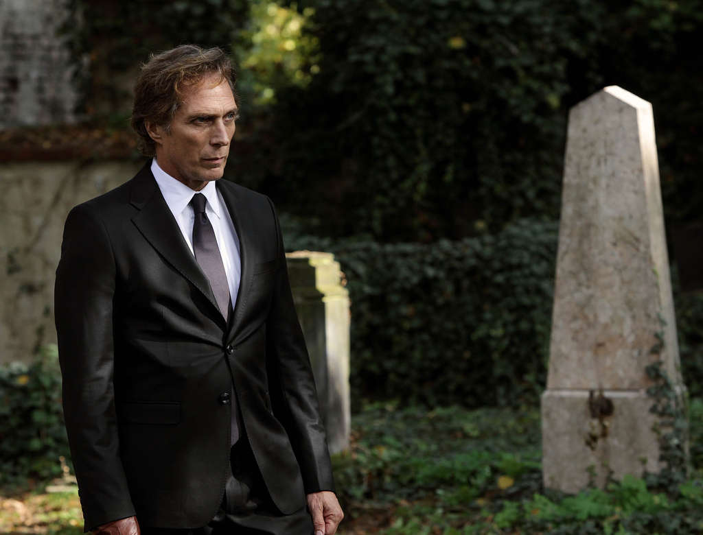 """NBC´s """"Crossing Lines"""" stars William Fichtner - and a whole host of foreign actors not even attempting American accents."""