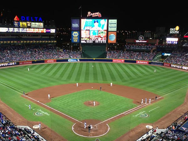 Turner Field. (Wikipedia)