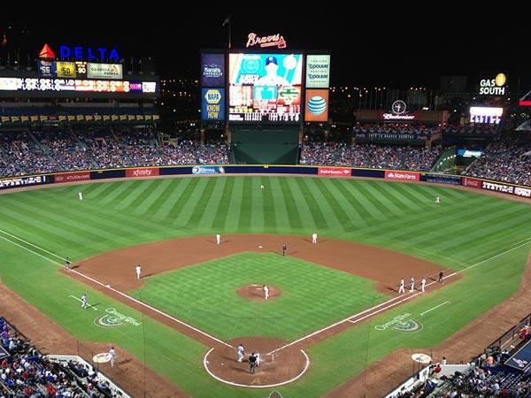Turner Field. (Wikipedia)