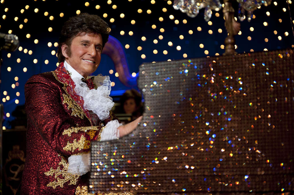 "Michael Douglas, ""Behind the Candelabra"""
