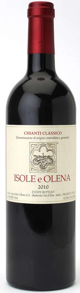 Isole e Olena 2010 Chianti Classico.