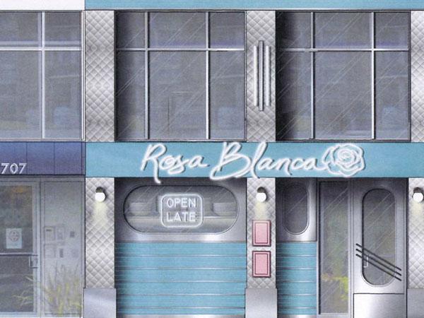 Rosa Blanca, 707 Chestnut St.