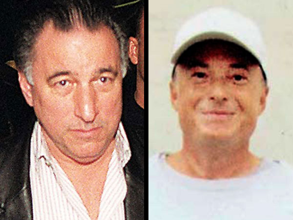 Reputed Philadelphia mob boss Joe Ligambi, left, and his nephew, George Borgesi, right, were found not guilty by a jury on Friday, Jan. 24, 2014 in a partial verdict. (File photos)<br />