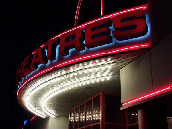 A group of 400 to 500 teenagers was safely dispersed Thursday night after crowding the lobby of the AMC Loews Cherry Hill 24 on Route 38, police said.<br />