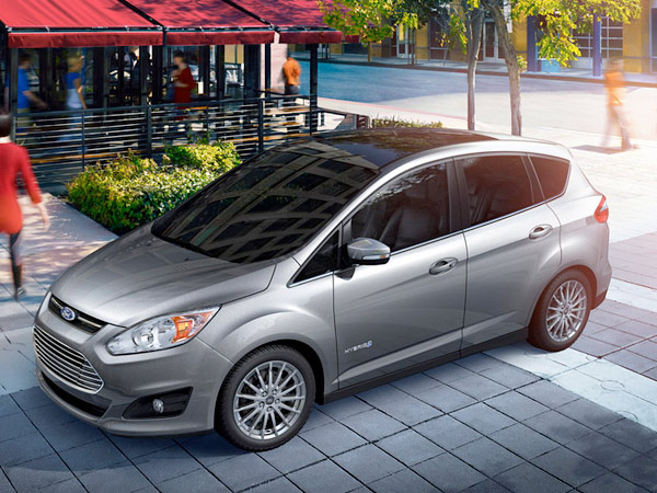 2013 Ford C-Max: The C-Max gets 47 mpg in both city and highway driving — topping the Toyota Prius V wagon — and it starts at $25,200, which is less than the Prius V.