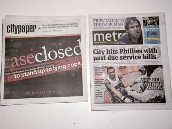Metro US publisher and CEO Yggers Mortensen confirmed Metro´s purchase of City Paper.