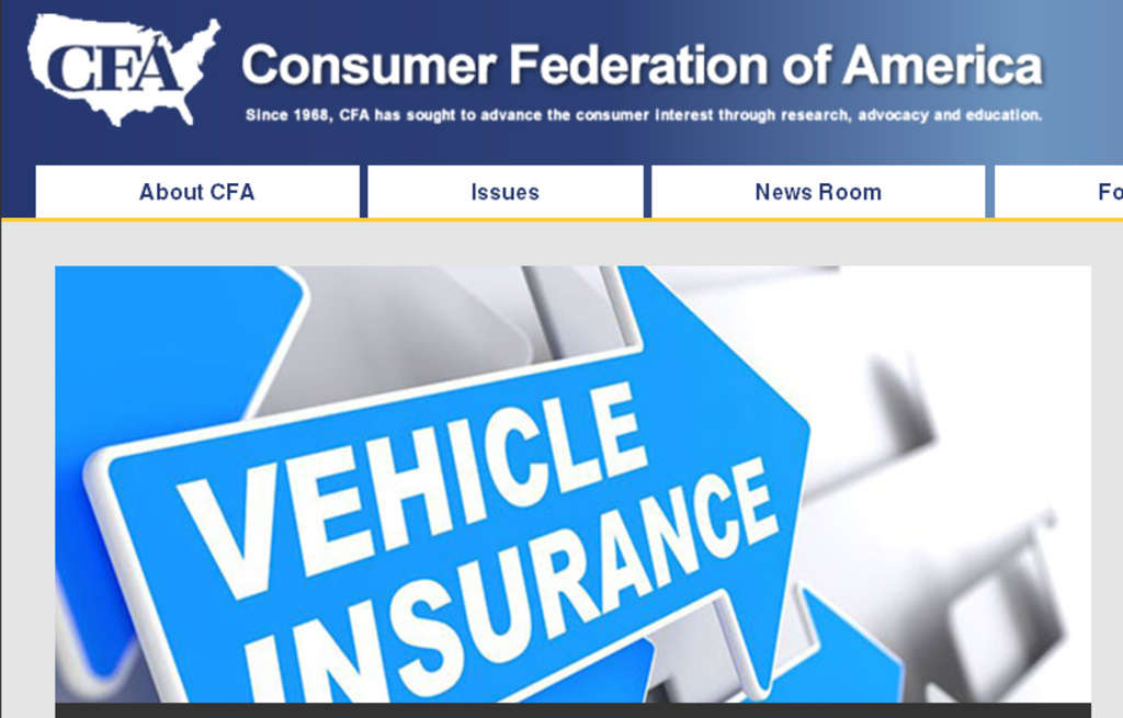 A CFA study found that poor credit history can cost even the best drivers.