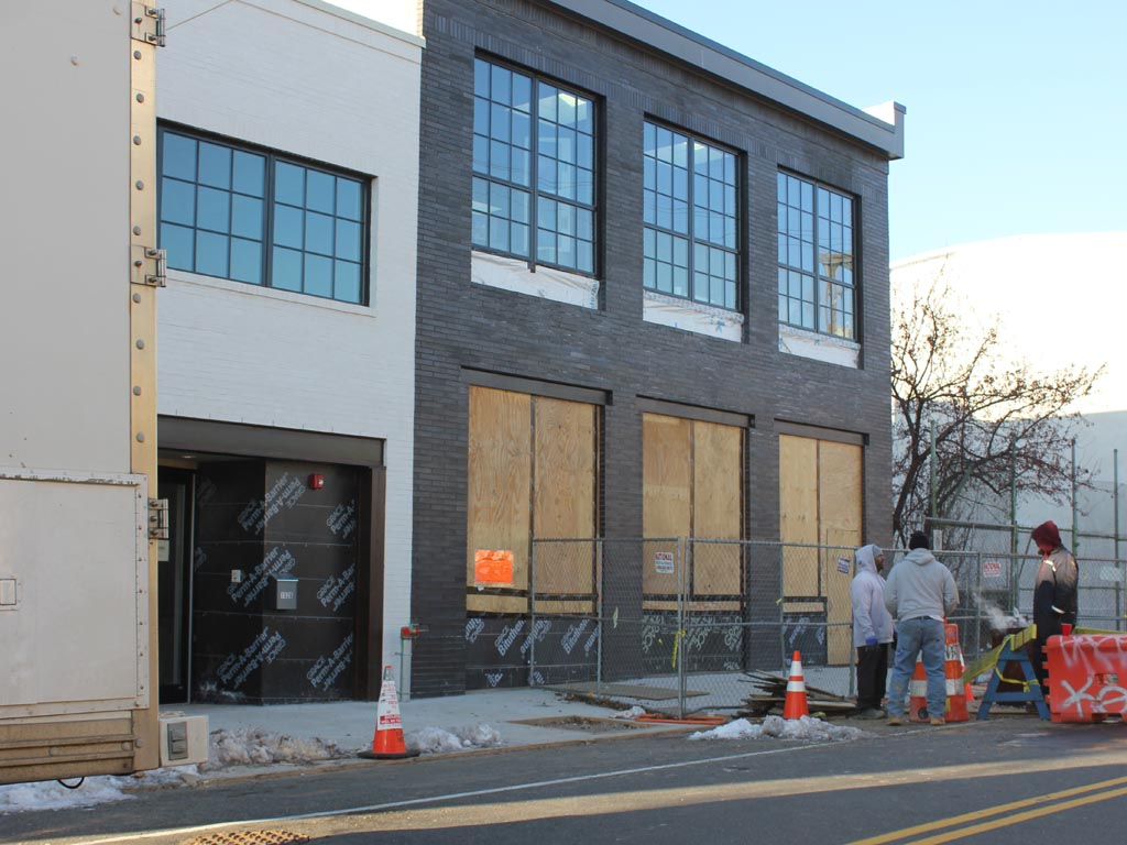 Future home of Stephen Starr-Aimee Olexy restaurant on Frankford Avenue in Fishtown.